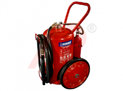 50kg ABC Cartridge Type Mobile Fire Extinguisher