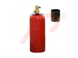 FM 200 Clean Agent Cylinders (welded)