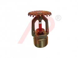 Upright Flat Spray Sprinklers TY1156