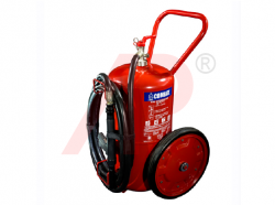 50kg ABC Stored Pressure Mobile Fire Extinguisher