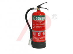 4kg Halotron Stored Pressure Fire Extinguisher