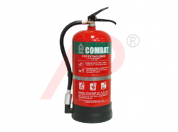 6kg Halotron Stored Pressure Fire Extinguisher