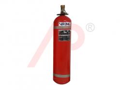 Novec 1230 Extinguishing Agent Cylinders (seamless)