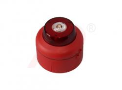Đèn báo cháy thường gắn trần, trong nhà