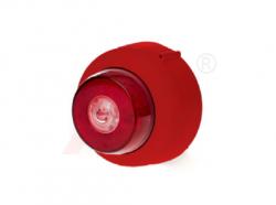 Đèn báo cháy thường gắn tường, trong nhà