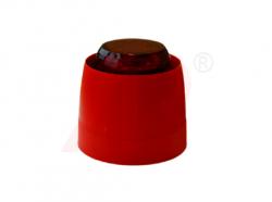 Đèn còi báo cháy thường lắp trong nhà