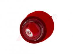 Đèn còi báo cháy thường gắn tường lắp trong nhà