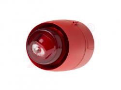 Đèn còi báo cháy thường âm tường lắp trong nhà