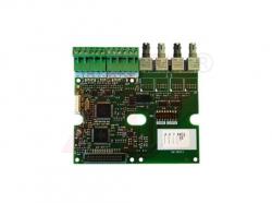 Mạch nối mạng qua cáp quang và ngõ ra Modbus cho tủ địa chỉ CAD-150