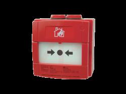Nút nhấn khẩn chống cháy nổ ngoài trời