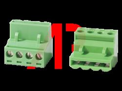 Thiết bị đấu nối thay thế cho các nút nhấn khẩn