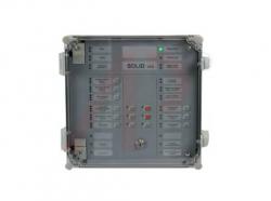 Tủ báo cháy, chữa cháy 1 vùng SOLID CFS