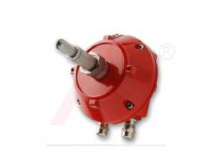 Đầu dò nhiệt cố định và gia tăng lắp trên ống khí loại thường