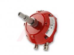 Đầu dò nhiệt cố định và gia tăng chống cháy nổ lắp trên ống khí loại thường