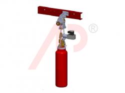 Bình kích hoạt PAE-CO2