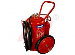 Bình chữa cháy xe đẩy bột ABC loại 50kg