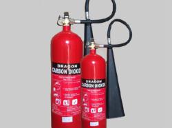 Bình chữa cháy xách tay khí CO2 3 kg