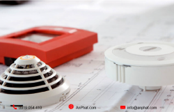 Bosch Addressable Fire Alarm System