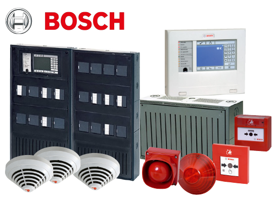 Bosch Addressable Fire Alarm System (EN 54)