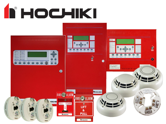 Hochiki Addressable Fire Alarm