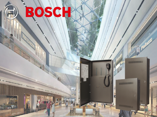 Bosch Fire Phone System